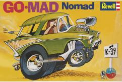 Revell 1/25 Dave Deals Go-Mad-Nomad image