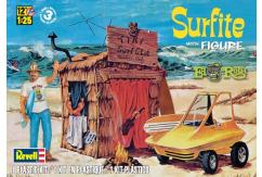 Revell 1/25 Ed Roth Surfite with Figure image