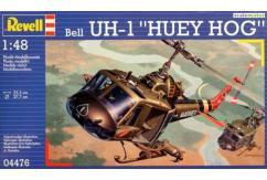 Revell 1/48 Huey Hog UH-1 Helicopter image