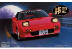 Fujimi 1/24 Toyota MR2 AW11 Supercharger image