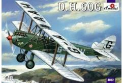 A Model 1/48 De Havilland DH.60G Gipsy Moth image