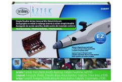 Testors Professional Metal Double Action Internal Mix Airbrush Set image