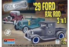 Revell 1/24 1929 Ford Rat Road - 2 in 1 image
