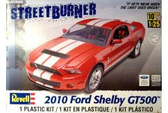 Revell 1/25 2010 Ford Shelby GT500 image