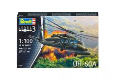 Revell 1/100 Bell UH-60A image