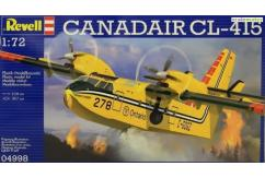 Revell 1/72 Canadair Bombardier CL-415 image