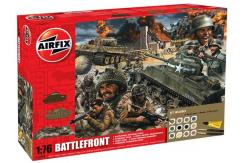 Airfix 1/76 D-Day Battlefront Model Set image