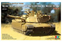 Rye Field Model 1/35 M1A1 Sep Abrams US Battle Tank image