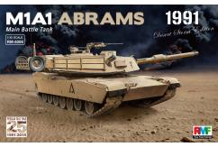 Rye Field Model 1/35 M1A1 Abrams 1991 Desert Storm Edition image