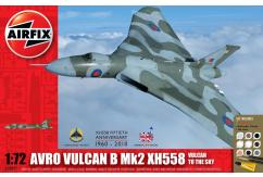 Airfix 1/72 Vulcan to the Skies Set image