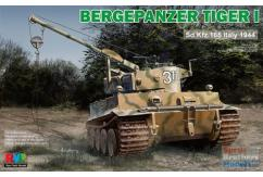 Rye Field Model 1/35 Bergepanzer Tiger I Sd.Kfz.185 Italy 1944 image