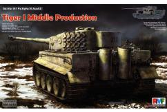 Rye Field Model 1/35 Tiger I Middle Production image