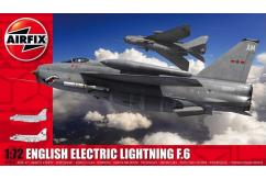 Airfix 1/72 English Electric Lightning F.6 image