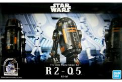 Bandai 1/12 Star Wars R2 - Q5 - Snap Kit image