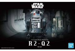 Bandai 1/12 Star Wars R2 - Q2 - Snap Kit image
