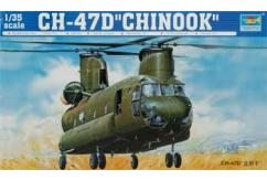 Trumpeter 1/35 CH-47D Chinook image