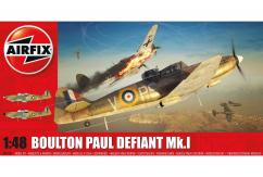 Airfix 1/48 Boulton Paul Defiant - Day Fighter image