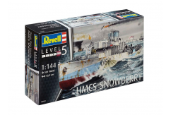 Revell 1/144 HMCS Snowberry image