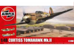Airfix 1/48 Curtiss Tomahawk MkII image