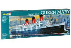 Revell 1/570 Queen Mary Luxury Liner image