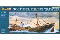 Revell 1/142 North Sea Fishing Trawler image