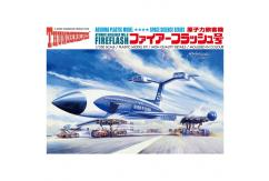 Aoshima 1/350 Thunderbirds Atomic Airliner Mk.6 Fireflash image