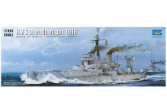Trumpeter 1/350 Dreadnought 1918 image