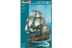 Revell 1/225 HMS Victory image