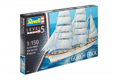 Revell 1/150 Gorch Fock image