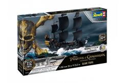 Revell 1/150 Black Pearl Pirate Ship image