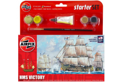 Airfix 1/144 HMS Victory Model Set image