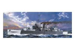 Aoshima 1/700 HMS British Cruiser Cornwall SP image