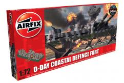 Airfix 1/72 D-Day Coastal Defence Fort image