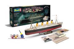 "Revell Gift Set 100 Years ""Titanic"" Special Edition image"
