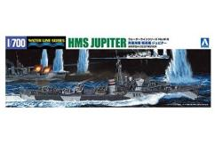 Aoshima 1/700 HMS Jupiter British Destroyer image