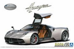 Aoshima 1/24 2012 Pagani Huayra 'Super Car Series No.2' image