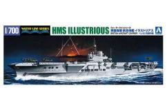 Aoshima 1/700 HMS Illustruious - Attack of Benghazi image