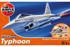 Airfix 1/72 Typhoon Quickbuild Set image