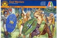 Italeri 1/72 Gaul Warriors BC image