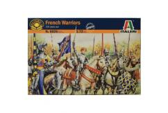 Italeri 1/72 French Warriors 100 Year War image