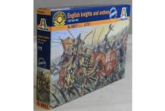 Italeri 1/72 English Knights & Archers image