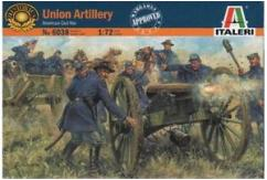 Italeri 1/72 USA Civil Artillery image