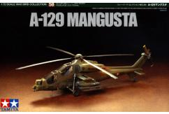 Tamiya 1/72 A-129 French AF Helicopter  image