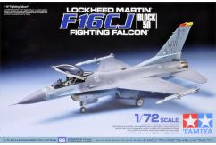 Tamiya 1/72 F-16CJ Fighting Falcon image