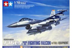 Tamiya 1/72 F-16CJ with Full Equipment image