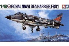 Tamiya 1/48 Royal Navy Sea Harrier FRS.1 image