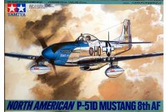 Tamiya 1/48 North American P-51D Mustang 8th AF image