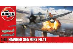 Airfix 1/48 Hawker Sea Fury FB.II image