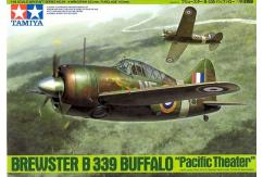 "Tamiya 1/48 Brewster Buffalo ""Pacific Theater"" image"