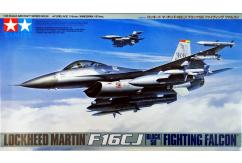 Tamiya 1/48 F-16CJ Fighting Falcon image